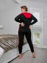 Load image into Gallery viewer, Sassy Tracksuit - Jacket - Racy Red