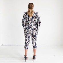 Load image into Gallery viewer, Orchid Jacket in Cosmos Print