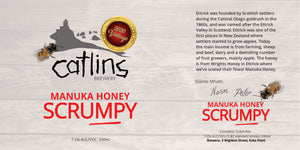 Manuka Honey Scrumpy Dry cider 7.1%
