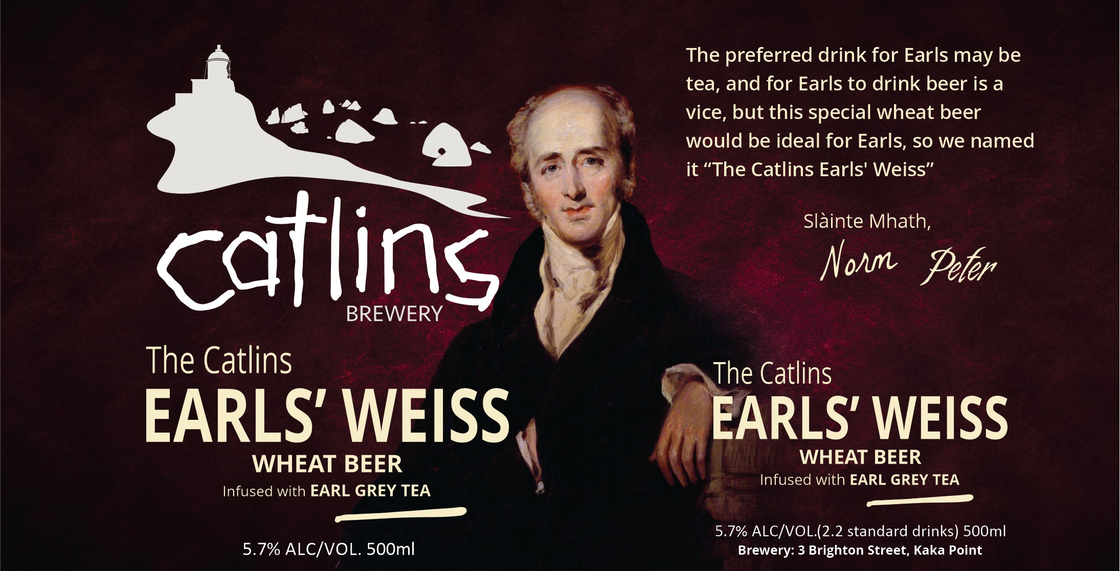 THE CATLINS EARLS' WEISS