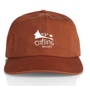 THE CATLINS BREWERY LOGO CAP