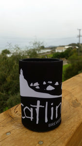 THE CATLINS BREWERY LOGO STUBBY HOLDER