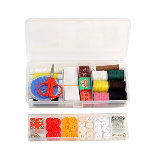 eZthings Professional Sewing Supplies Variety Sets and Kits for Arts and Crafts (Tailor Sewing Kit)