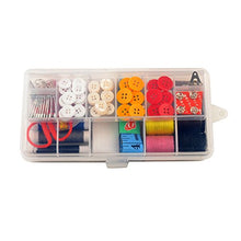 Load image into Gallery viewer, eZthings Professional Sewing Supplies Variety Sets and Kits for Arts and Crafts (Tailor Sewing Kit)