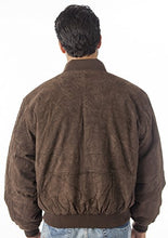 Load image into Gallery viewer, REED Men's Baseball Suede Leather Jacket (Imported)