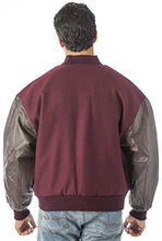 Load image into Gallery viewer, REED Men's Premium Varsity Leather/Wool Jacket Made in USA