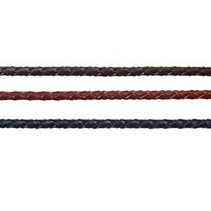 REED Genuine Leather Cord Braiding Lace Strings for Leather Crafts and Jewelry Making of Necklaces Plus Bracelets