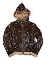 Load image into Gallery viewer, REED Women's Colorado Shearling Style Sheep Skin Leather Jacket