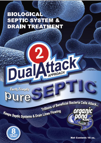 pureSEPTIC™ Drain and Septic Treatment