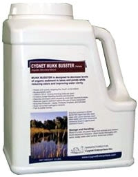 MUKK BUSSTER Pellets - Beneficial Bacteria That Reduces Organic Muck