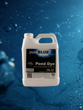 Load image into Gallery viewer, pureBLUE™ Pond Dye Super-Concentrated Quarts