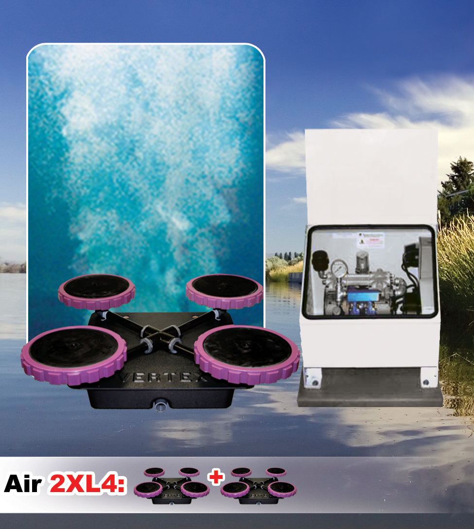 AIR 2 XL4 Medium Size System