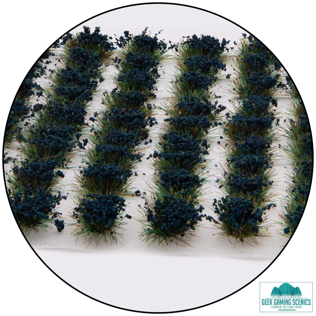 Cornflower Blue 6mm Self Adhesive Static Grass Tufts x 100-Accessories-Geek Gaming