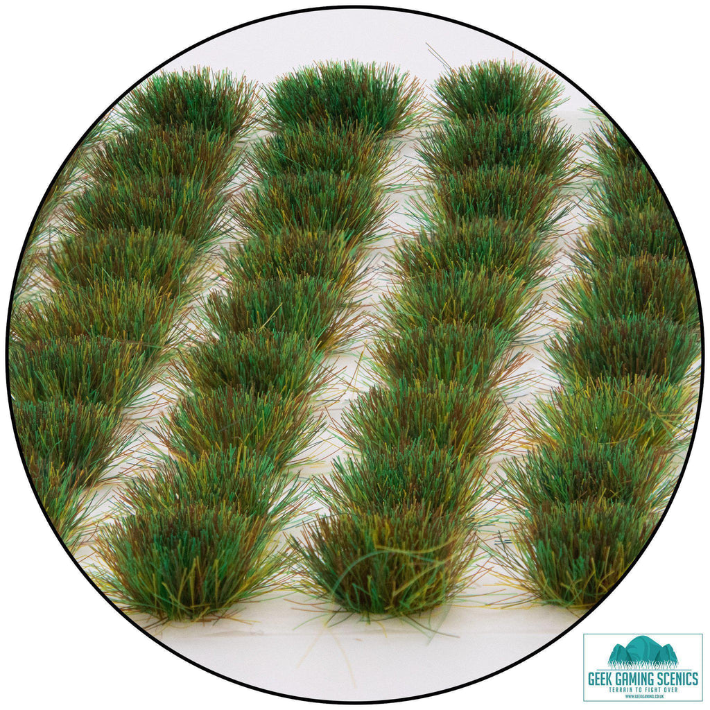 Spring 6mm Self Adhesive Static Grass Tufts x 100-Accessories-Geek Gaming