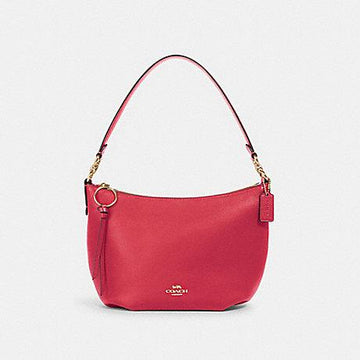 Coach Skylar Small Hobo In Electric Pink