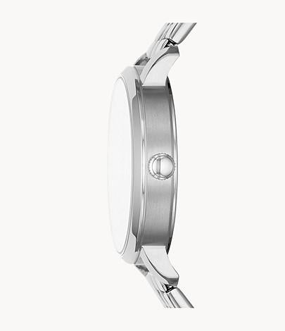 Fossil Women Lexie Luther Three-Hand Stainless Steel Watch BQ3566