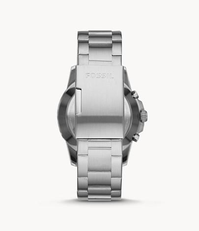 Fossil Men Hybrid Smartwatch FB-01 Stainless Steel FTW1198