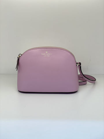 Kate Spade Kali Small Dome Crossbody In Quartz Pink