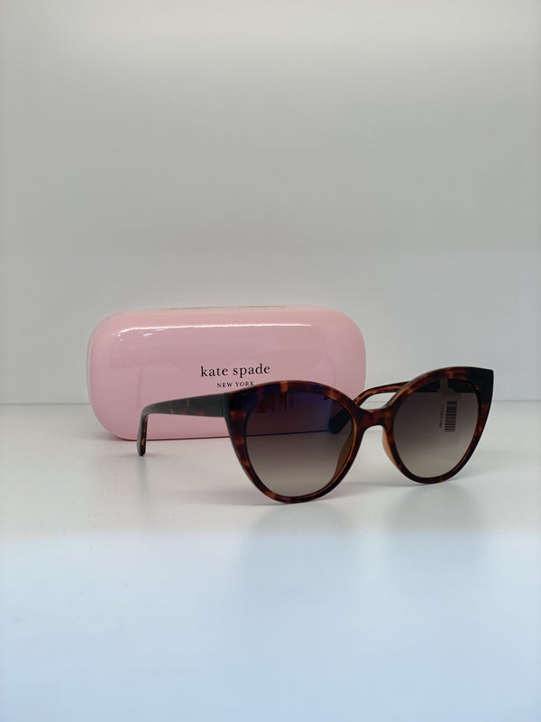 Kate Spade Women Sunglasses Amya Dark Havana