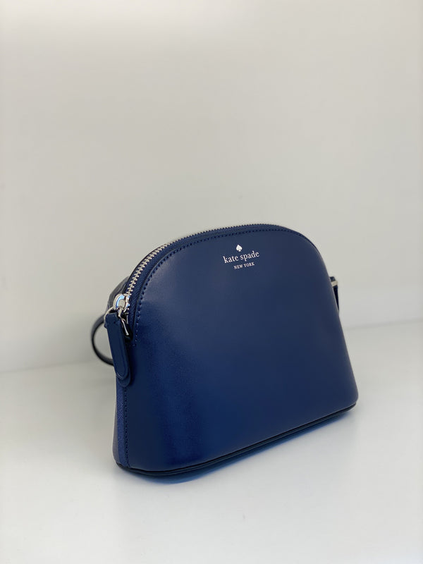 Kate Spade Kali Small Dome Crossbody In Nightcap