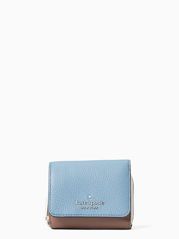 Kate Spade Leila Small Trifold Continental Wallet Baltcsea
