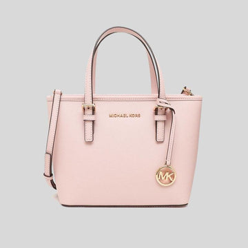 Michael Kors Jet Set XS Carryall Tote In Blossom