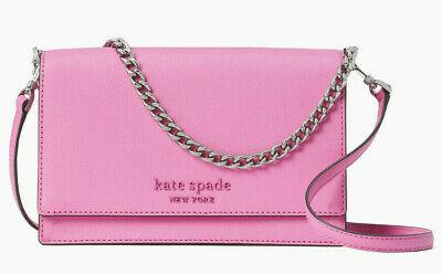Kate Spade Cameron Convertible Crossbody In Bright Poeny