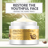 French Snail Collagen Essence Cream