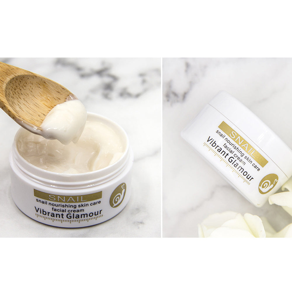 Aloe Vera & Snail Repair Face Cream