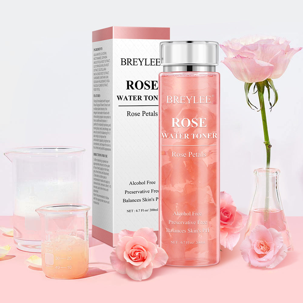 Refreshing Rose Water Toner
