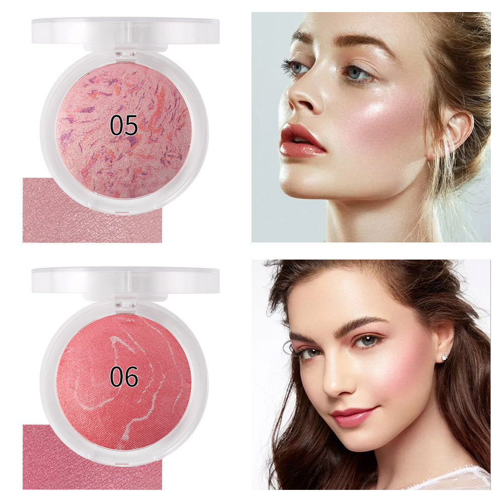 High-Gloss Blush All-In-One Trimming Palette