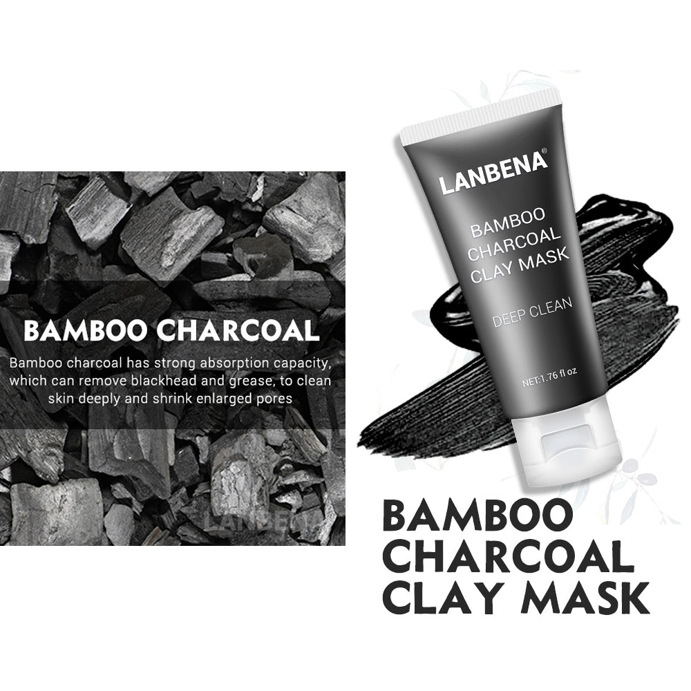 Natural Clay Exfoliators Wash-off Mask