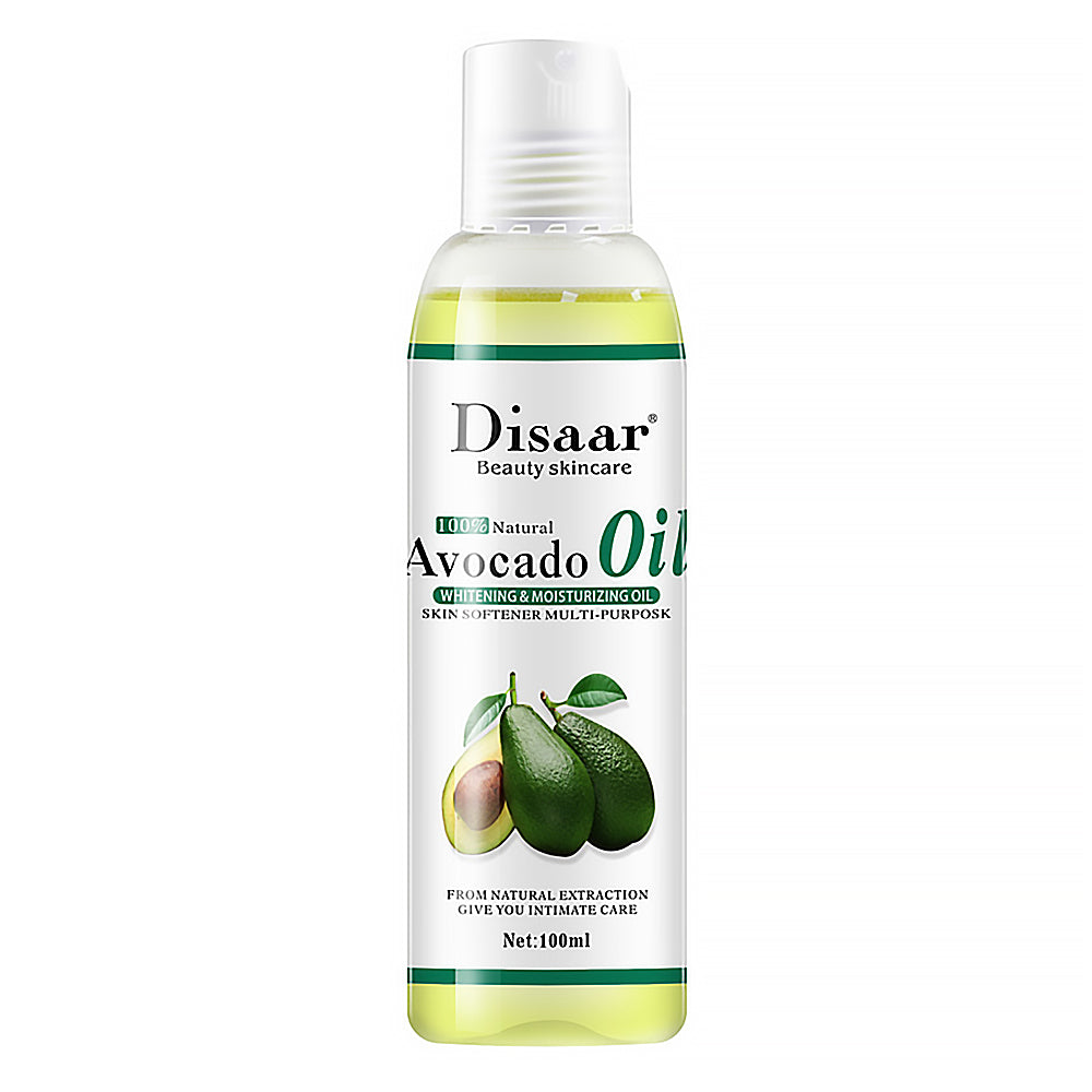 Avocado Body Massage Oil Soft Skin Care Oil
