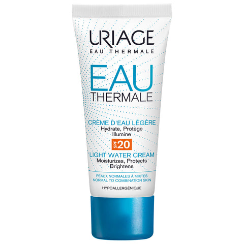Uriage Eau Thermale Water Cream SPF20
