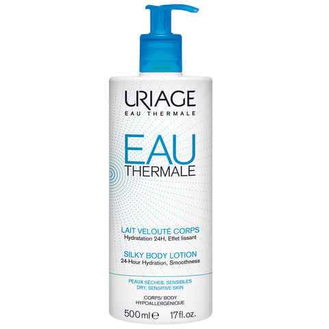 Uriage Eau Thermal Silky Body Lotion