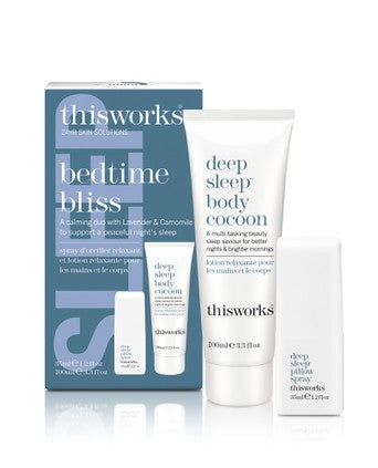 This Works Bedtime Bliss Duo Set
