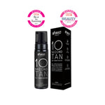 B-Perfect 10 Second Tan Mousse Dark Watermelon