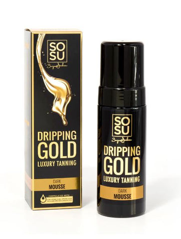 SOSU Luxury Tanning Mousse Dark