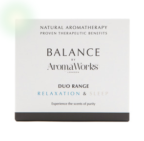 Balance by AromaWorks Relaxation & Sleep Duo Essential Oils