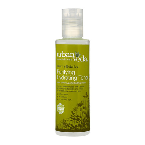 Urban Veda Purifying Hydrating Toner