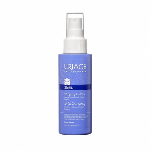Uriage Baby Copper Zinc Spray