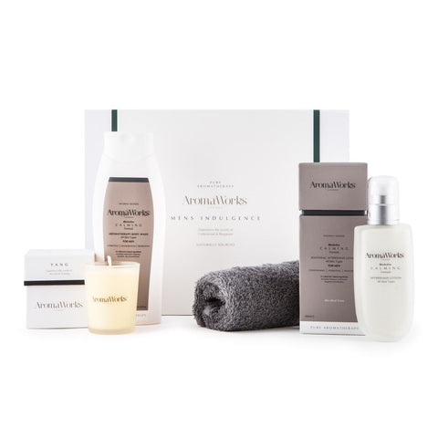 Aroma Works Mens Indulgence Gift Set