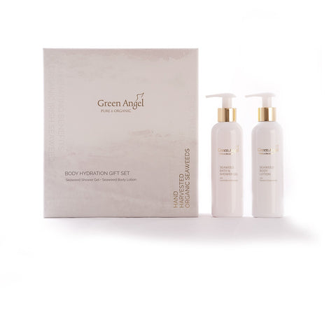 Green Angel Body Hydration Gift Set