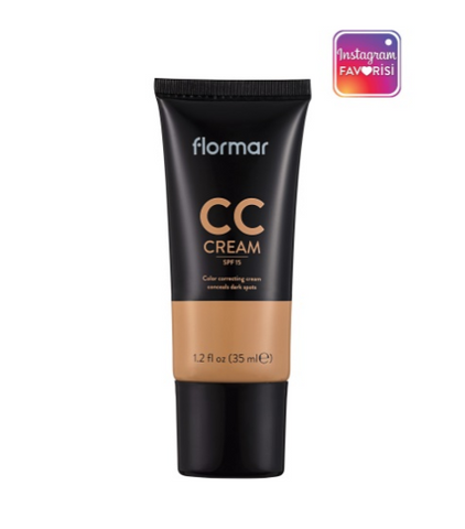 Flormar CC Cream For Dark Spots SPF20