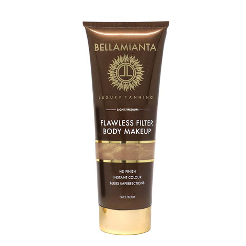 Bellamianta Flawless Filter Body Makeup Light - Medium
