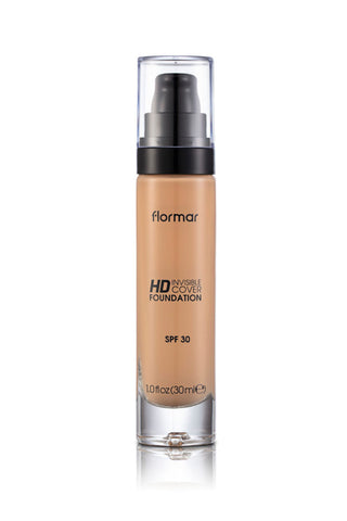 Flormar HD Invisible Cover Foundation