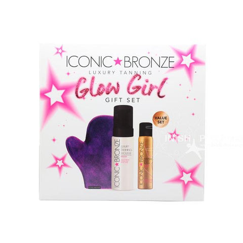 Iconic Bronze Glow Girl Gift Set