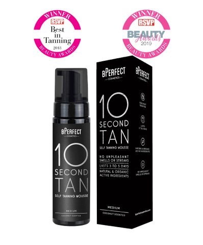B-Perfect 10 Second Tan Mousse Medium Cocount