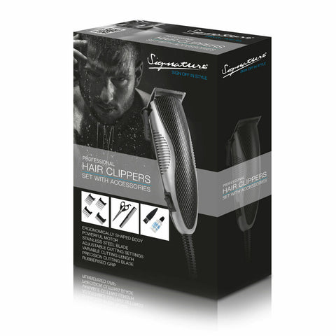 Signature Mens Hair Clippers
