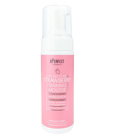 B-Perfect 10 Second Strawberry Tanning Mousse